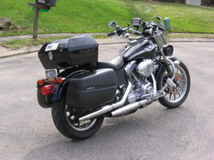 Harley-Davidson Super Glide 100th anniversary Edition