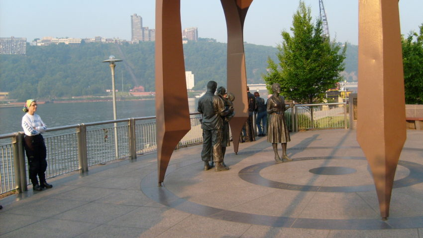 Vietnam Memorial, Pittsburgh, PA